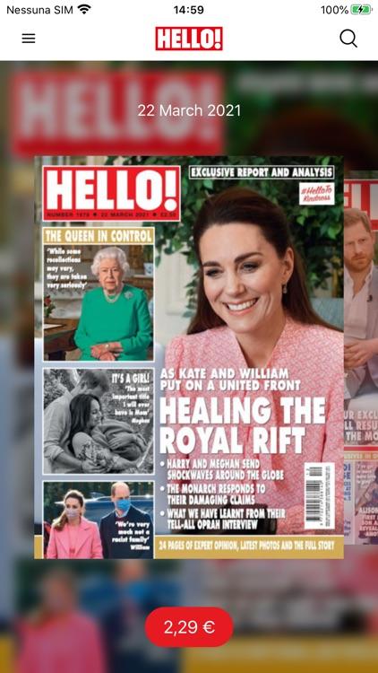HELLO! Magazine UK screenshot-3