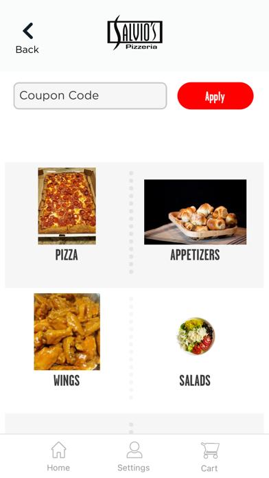 Salvio's PizzaScreenshot of 2