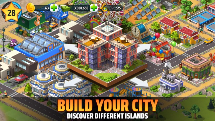 City Island 5: Build a City screenshot-8