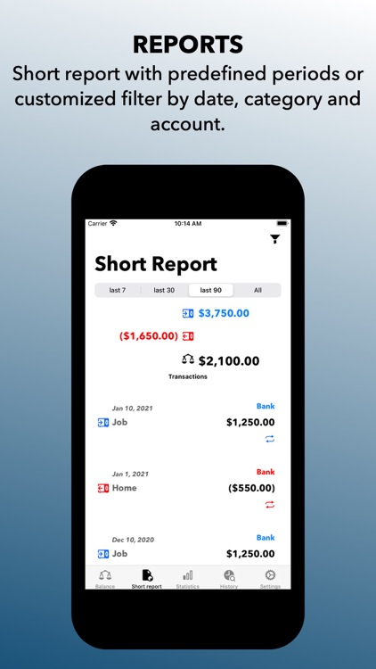 In and Out Essential CashBook screenshot-3