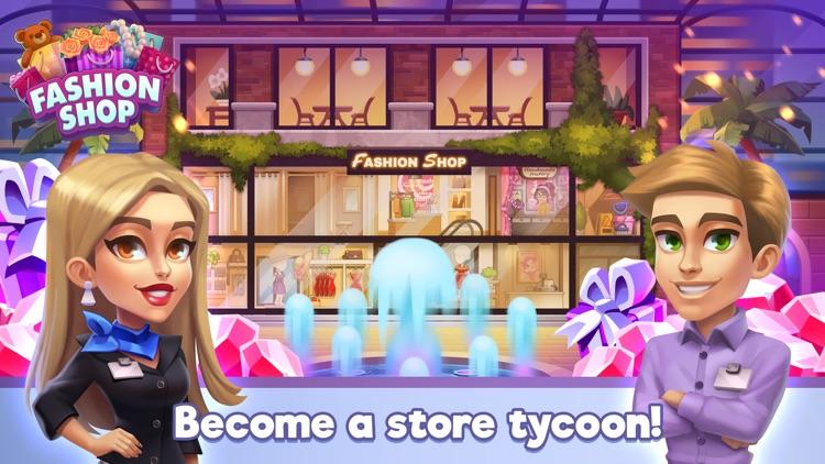 Fashion Shop Tycoon screenshot-3