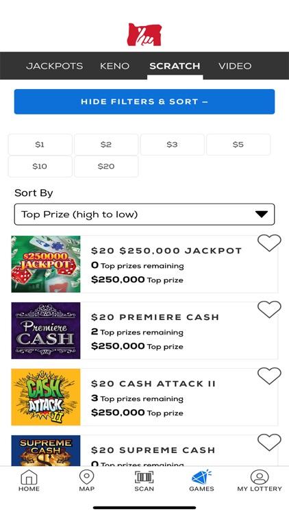 Oregon Lottery screenshot-4