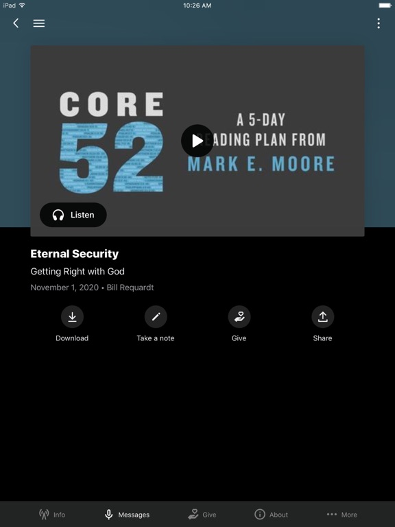 FCC Alive screenshot 6