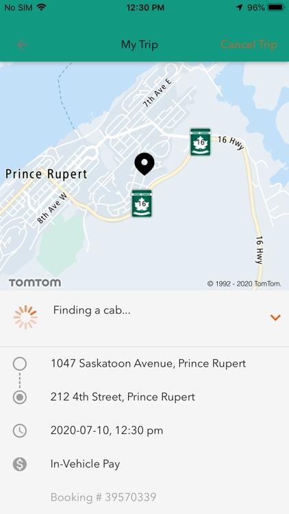 Skeena Taxi screenshot-4