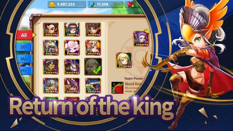 Hero Glory: Legends World