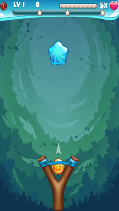 Candy slingshot screenshot 2
