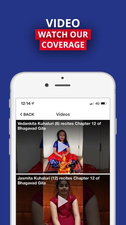 Indian Link Radio screenshot-3