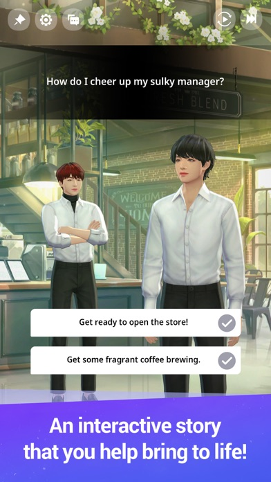 BTS Universe Story screenshot #4