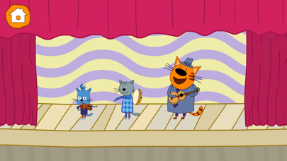 Screen Shot Kid-E-Cats: Little Kids Games! 7