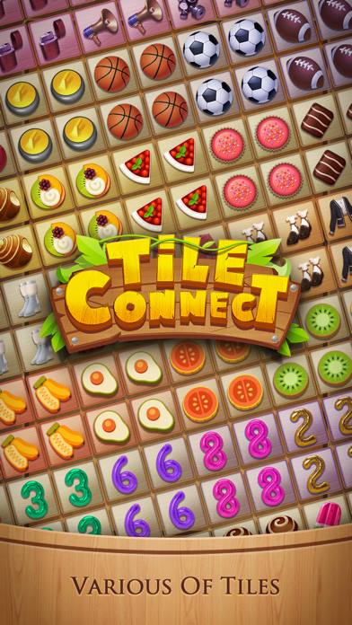 Tile Connect - Classic Match screenshot 1