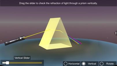 Light Refraction Through Prism screenshot 5
