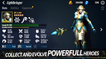 Heroes Forge: Battlegroundsのおすすめ画像5