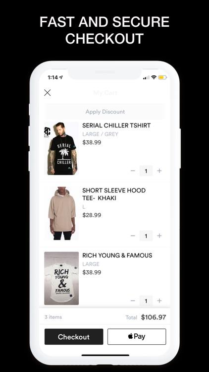 C & C Clothing screenshot-4