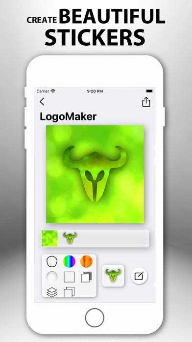 Screen Shot Logo Maker^ 7