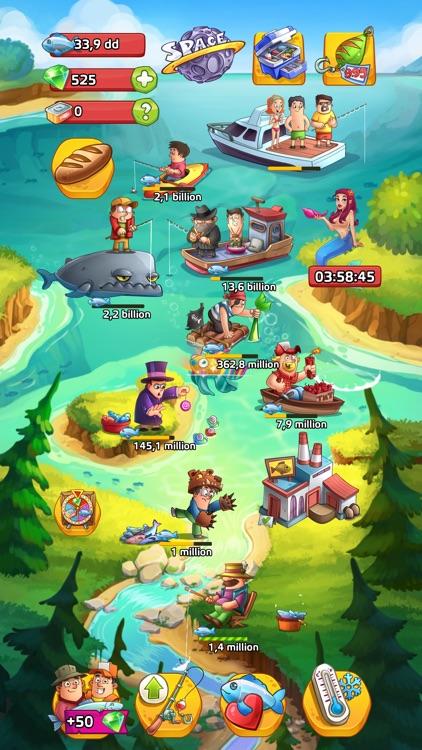 Idle Fish Clicker-tycoon games screenshot-3