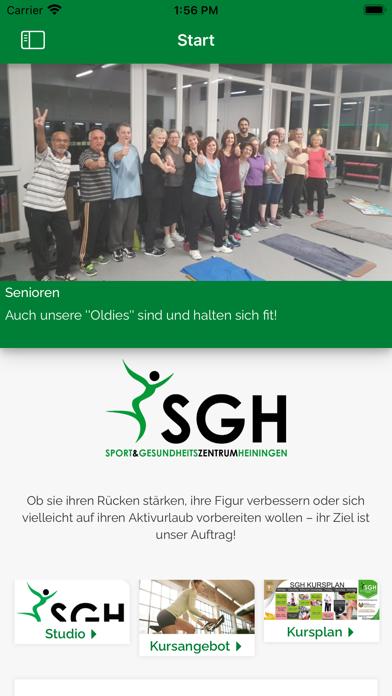 SGH-LifeScreenshot von 2
