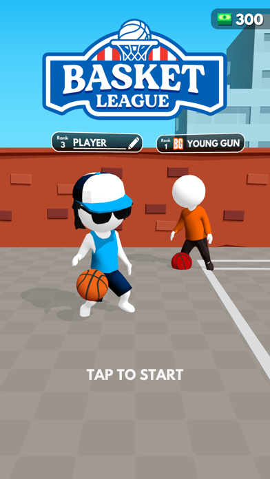 Basket League screenshot 1