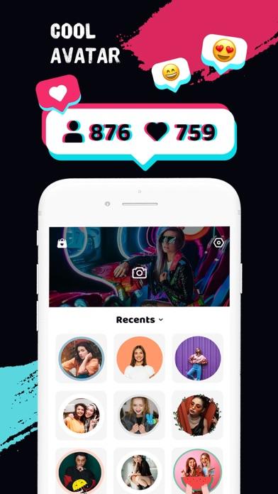 TopTik - Make Followers Avatar Screenshot
