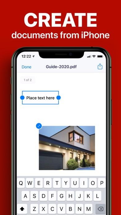 PDF Editor ® Screenshot