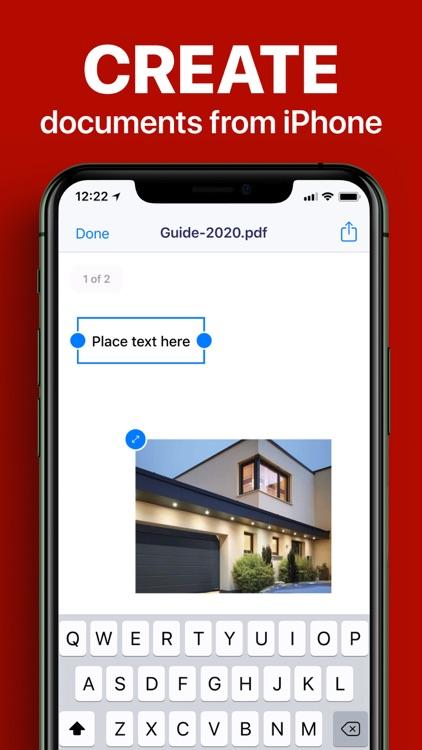 PDF Editor ® screenshot-3