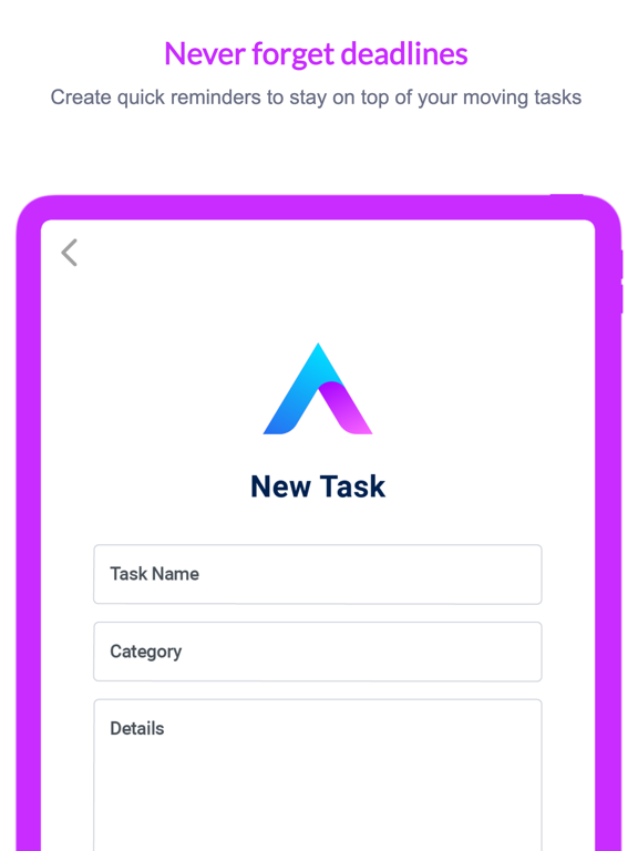 Avvinue: Moving Checklist+ Pro screenshot 8