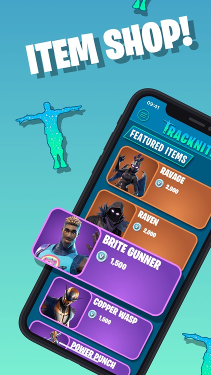 TrackNite: Fortnite Companion