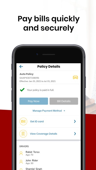 messages.download Mercury Insurance software