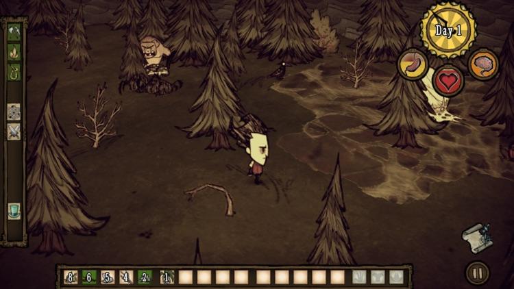 Don't Starve: Pocket Edition screenshot-5
