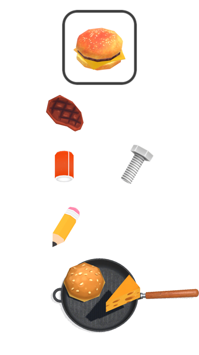 Merge Cooking screenshot 2