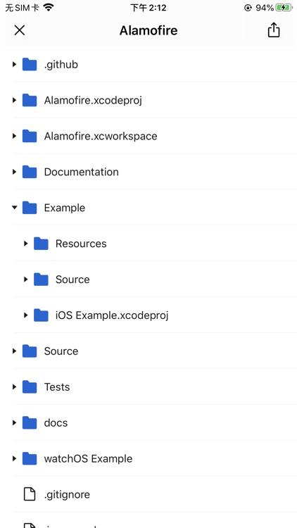 GeekHub for GitHub screenshot-3