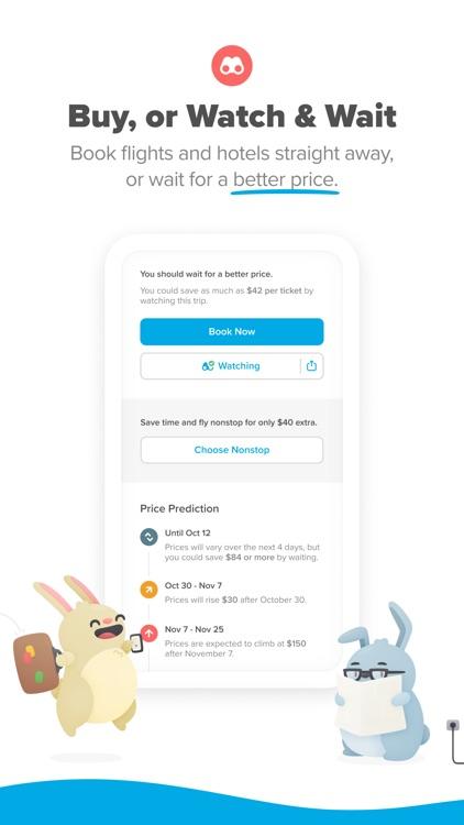 Hopper - Flight & Hotel Deals screenshot-5