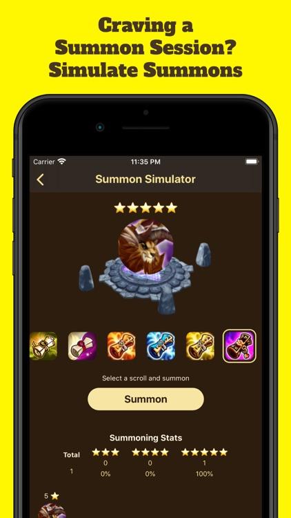 Game Guide for Summoners War screenshot-5