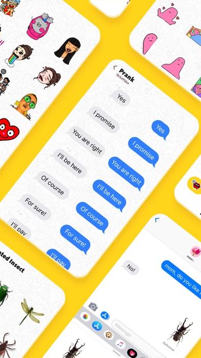 Stickers Funny of Meme & Emoji screenshot 8