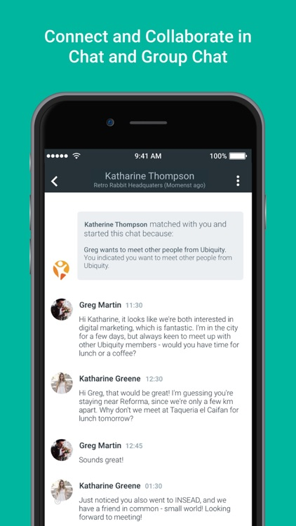Kalido: the opportunity app screenshot-5