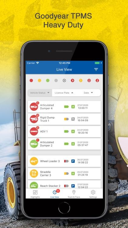 Goodyear Fleet Manager screenshot-8