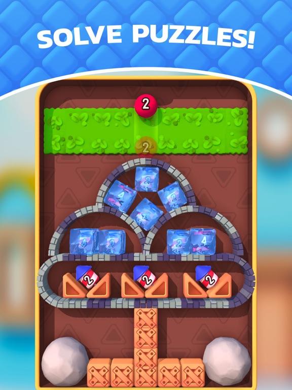 Bubble Buster 2048 screenshot 8