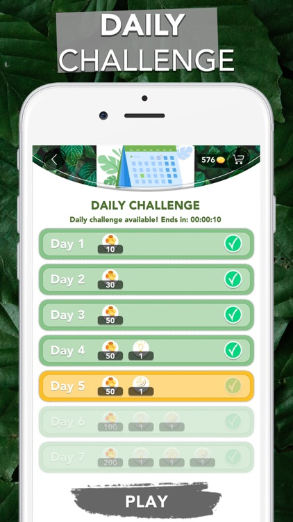 Word Connect - Words of Nature screenshot-3