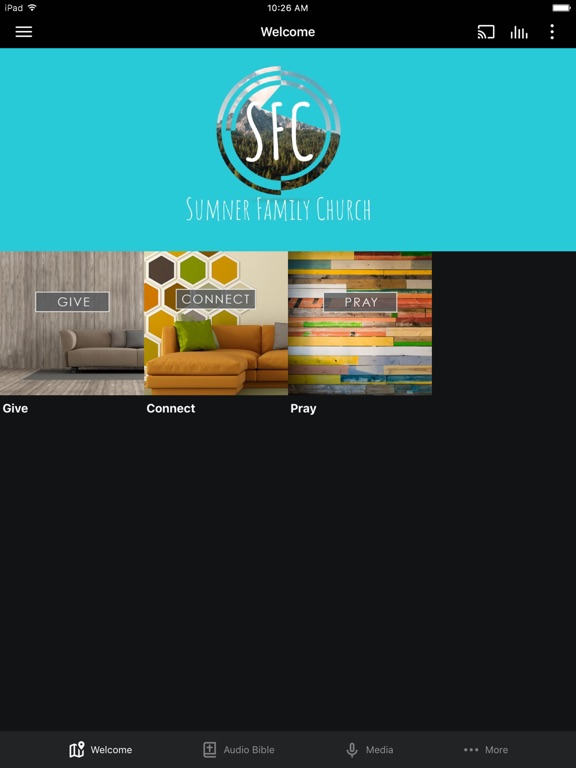 Sumner Family Church screenshot 4