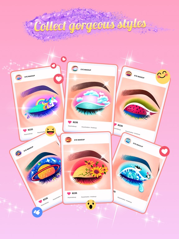 Eye Art: Perfect Makeup Artist screenshot 8