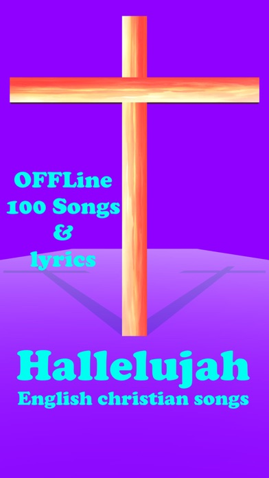 Hallelujah (English Songs) screenshot 1