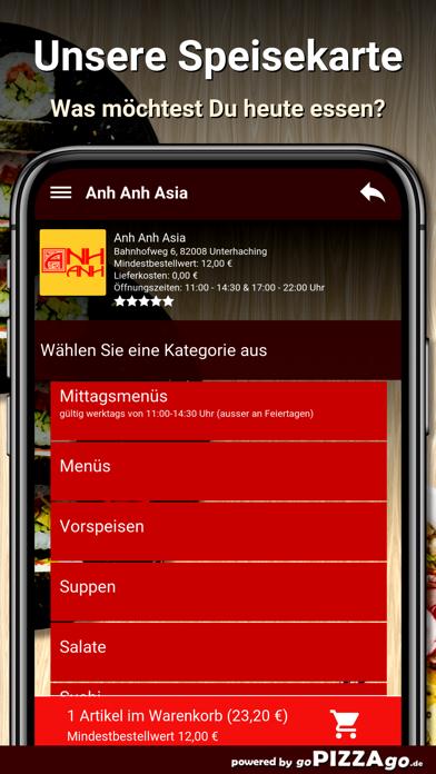 Anh Anh Asia Unterhaching screenshot 4