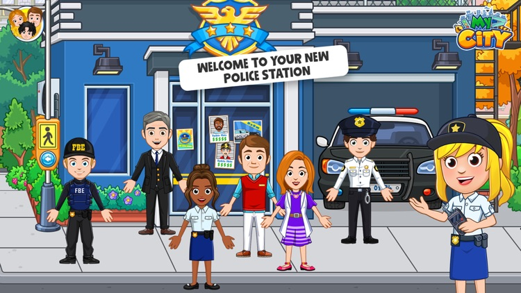 My City : Cops and Robbers screenshot-0