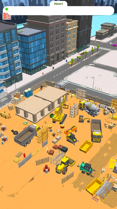 Construction Simulator 3D screenshot 7