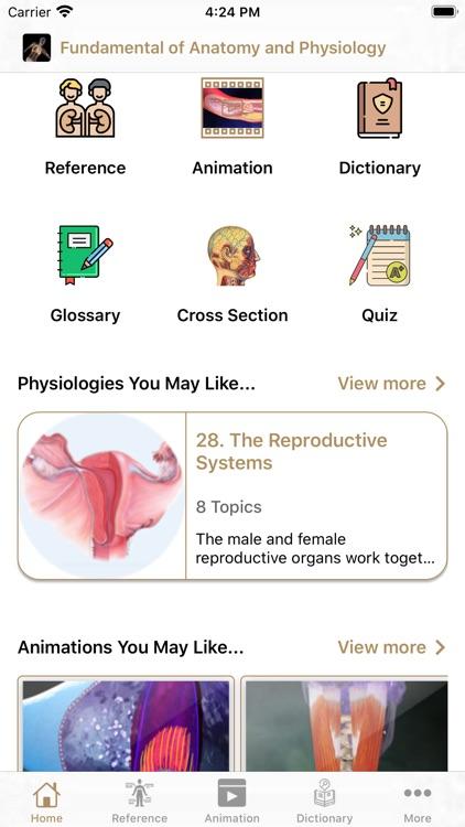 Fundamental Physiology