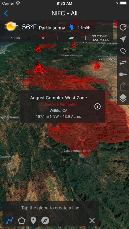 Fires - Wildfire Maps and Info screenshot-4