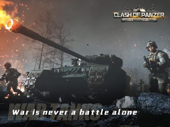 Clash of Panzerのおすすめ画像4