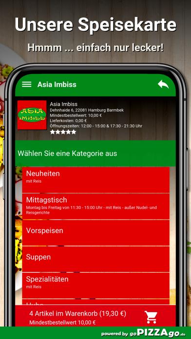 Asia Imbiss Hamburg Barmbek screenshot 4