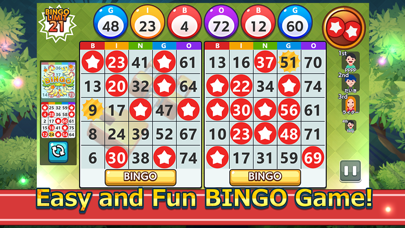 Bingo Treasure! - BINGO GAMES free Resources hack