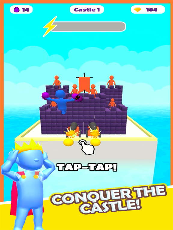 Boom Runner - Tower Defense 3D screenshot 10