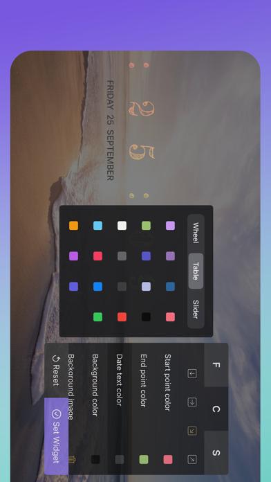 OnClock - Widget screenshot #4